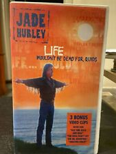 Jade Hurley: Life Wouldn't be dead for quids. 1997 music videos. VHS video tape