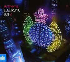 Various Artists : Anthems Electronic 80S 2 2010 Box set CD