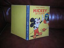 MICKEY ET ALADIN - EDITION ORIGINALE HACHETTE 1953