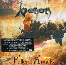 Venom - Fallen Angels [New CD] Ltd Ed
