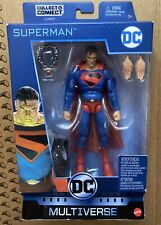 DC Multiverse Lobo Series Superman Action Figure [Kingdom Come] NIB