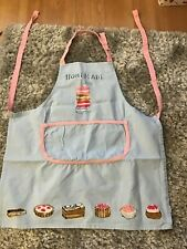 Homemade Cupcakes Cookery Apron
