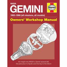 La Nasa Gemini 1965-66 Owners Workshop Manual Par Haynes