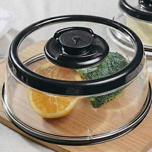 Kitchen Instant Vacuum Food Sealer Fresh Cover Vacuum Sealer Food Cover K1K4