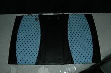 Miche Brooklyn Blue Black Polka Dot Classic Purse Shell