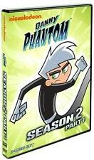 DANNY PHANTOM: SEASON 2 PT 1 - DVD - Region 1 Sealed