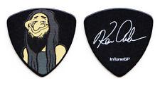 Obituary Kenny Andrews Signature Caricature Black Guitar Pick - 2019 Tour