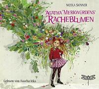 AGATHA MERKWÜRDENS RACHEBLUMEN - SKINNER,NICOLA  6 CD NEW