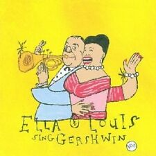 ELLA & ARMSTRONG,LOUIS FITZGERALD - ELLA FITZGERALD AND LOUIS ARMSTRONG SING GER