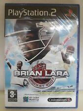 Brian lara international cricket 2007 ps2 new