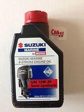 Suzuki/ Motul SAE 10W30 Semi-Synthetic Motoren Öl 1 Liter
