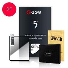 GGS 5th for Nikon DF Glass Screen Protector and Sunshade Hood