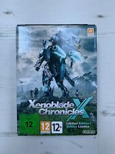Xenoblade Chronicles X limited edition Nintendo Wii U BRAND NEW NEVER OPENED