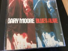 Gary Moore : Blues Alive CD (1993) Promotional