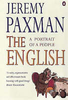 The English. A Portrait of a People, Paxman, Jeremy, Very Good Book