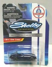 Shelby Collectibles 1965 Shelby Cobra 427 S/C Blue 1:64 1/64