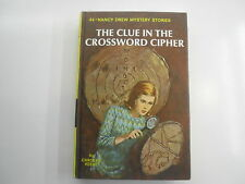 Nancy Drew #44, The Clue in the Crossword Cipher, Picture Cover