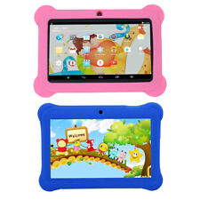 7 Inch Kids Tablet Android Dual Camera WiFi Education Game Gifts For Boys Girls