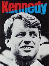 Propaganda política Kennedy Bobby Homenaje de los derechos civiles Sirhan impresión bb2581a