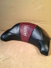 Harley Tourpak backrest cover (custom colors available)