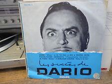 les succès de Dario Moreno - volume 5 : si tu vas à rio - Philips B 76448 R