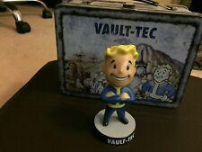 Fallout 3 Collectors Edition lunchbox, bobble head, art book, bluray - NO GAME