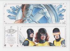 2017 Marvel Premier 4-Panel Sketch Fred Ian Jean Grey X-Men Iceman Cyclops Angel