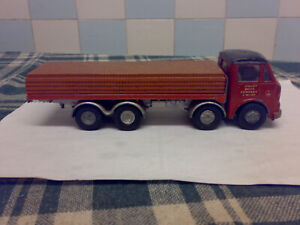 Vintage Triang Spot On No 110/2 AEC Mammoth Major 8 Flat Bed Lorry