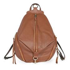 Rebecca Minkoff Julian Leather Backpack - Almond