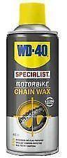 6 x wd40 chain wax O X Z link Compatible 400ml JOB LOT of SIX Tins