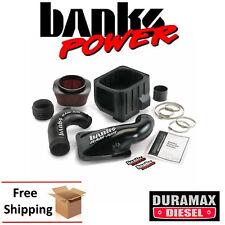 Banks Power Cold Air Intake System 2004-2005 Silverado 2500 3500 6.6 Duramax LLY