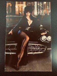 Elvira Mistress of the Dark #2 Cover H Photo Horror VARIANT Dynamite Comics