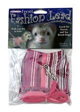 Ferret Fashion Lead, Stripes