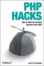 PHP Hacks by Jack Herrington (Paperback, 2006)