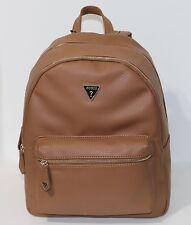 New GUESS Caterina Backpack Handbag Purse Shoulder Bag Cognac NWT