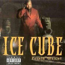 Pushin Weight Ice Cube MUSIC CD