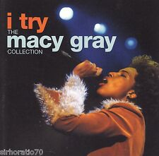 MACY GRAY I Try Collection CD NEW