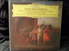 L. Boccherini - Gitarren- Quintette Nos. 4, 7, 9 / Yepes/Melos-Quartett