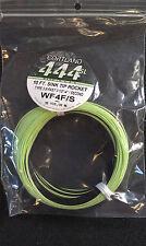 CORTLAND 444SL WF4F/S-SINK TIP ROCKET FLY LINE GREEN MSRP $62.00