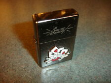 2007 Limited Edition Sailor Jerry Lucky Cigarette Lighter Playing Cards Design