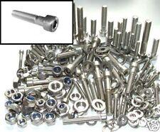 Stainless Allen Bolts / Capscrews Yamaha BWS Crux Dragstar - Nut and Bolt Kit