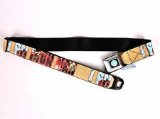 Marvel Comics BuckleDown Retro Comics Belt I Am Iron Man Adjustable Seatbelt NWT