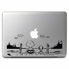 Snoopy Watch the sun Decal Sticker for Macbook Air/Pro Dell HP Laptop Notebook