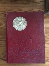 1971 Pioneer Yearbook 100 Years Bedford High School Bedford Indiana