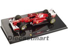Hot Wheels Elite X5512 Ferrari F2012 Malasia Gp 2012 1:43 Fernando Alonso #5
