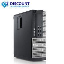 Dell OptiPlex Business Computer Intel Core i3 SFF 8GB 500GB HD Windows 10 Pro PC