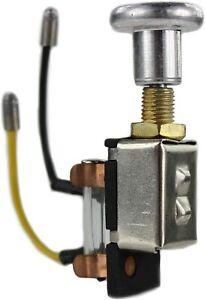 E-830517M91 Light Switch for Massey Ferguson Tractors:  TO30, TO20, TEA20, TE20
