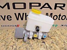 07-17 Jeep Wrangler Brake Master Cylinder Factory Mopar OEM New 68057474AD