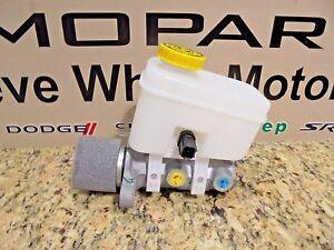 07-18 Jeep Wrangler Brake Master Cylinder Factory Mopar OEM New 68057474AE