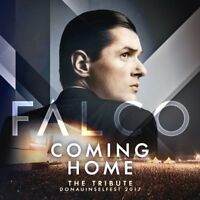 FALCO - FALCO COMING HOME - THE TRIBUTE DONAUINSELFEST 2017   CD NEW!